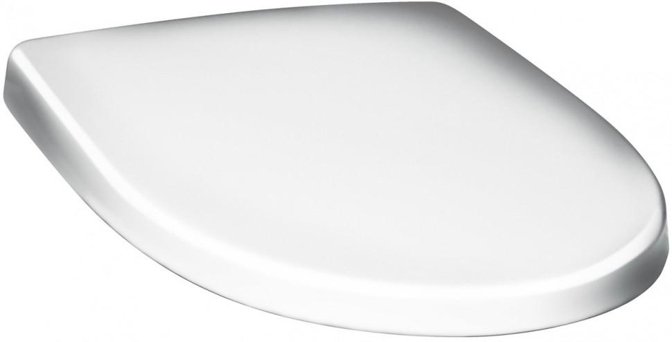 Сиденье для унитаза с микролифтом Gustavsberg Nautic 9M26S101 подвесное биде gustavsberg nautic 55989901
