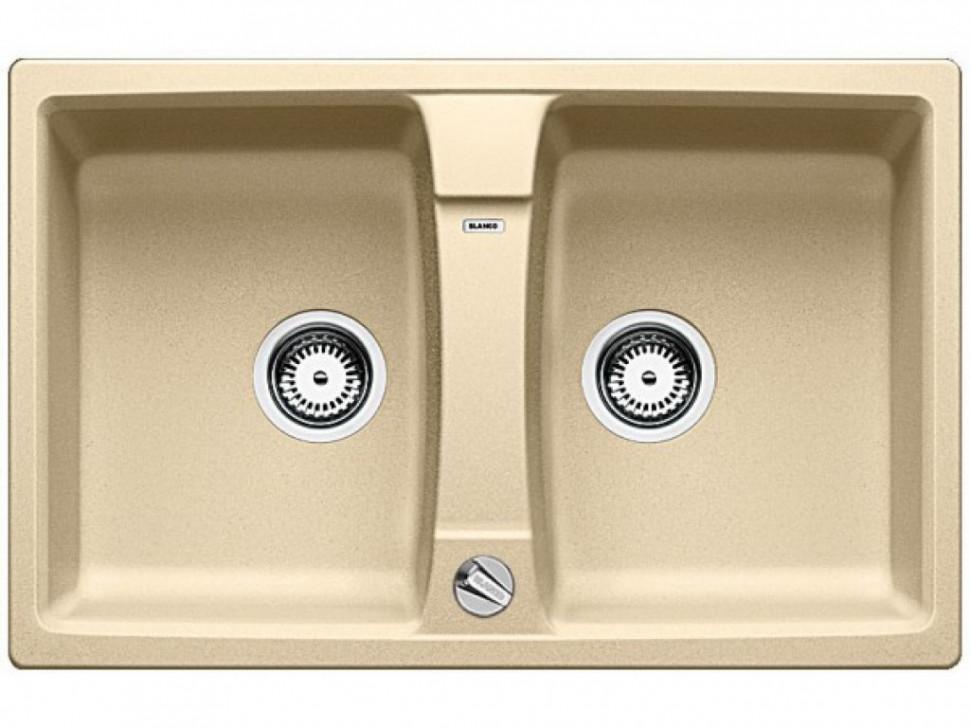 Кухонная мойка Blanco Lexa 8 Шампань 514696 мойка lexa 8 s alumetallic 514701 blanco