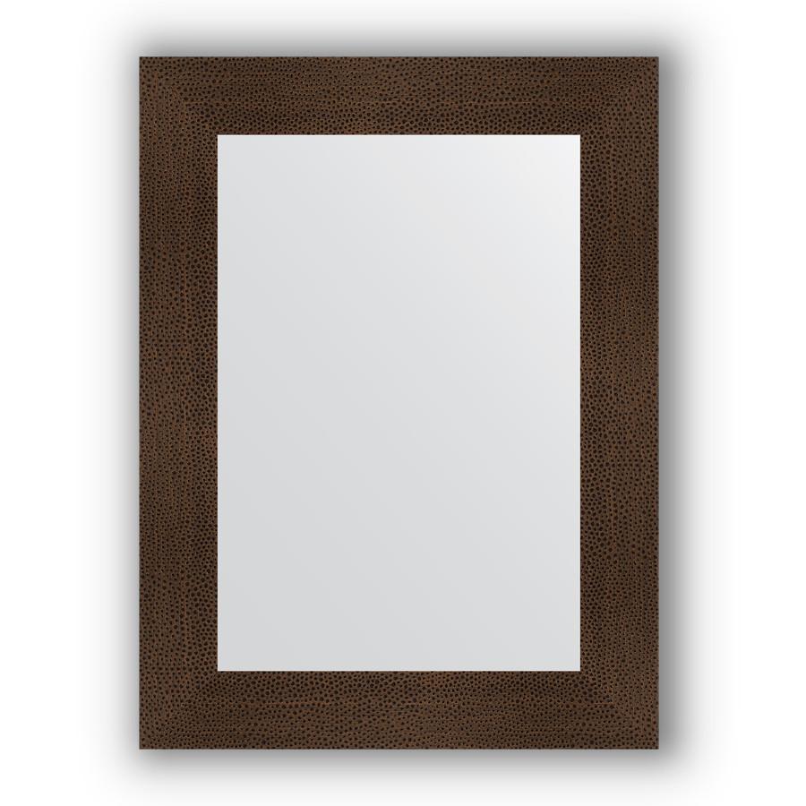 Фото - Зеркало 60х80 см бронзовая лава Evoform Definite BY 3056 зеркало evoform definite floor 201х81 бронзовая лава