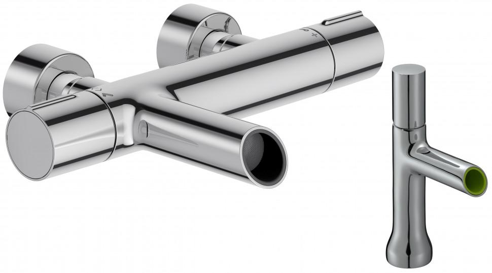 Комплект смесителей Jacob Delafon Toobi E8992-CP + E7329-CP стоимость