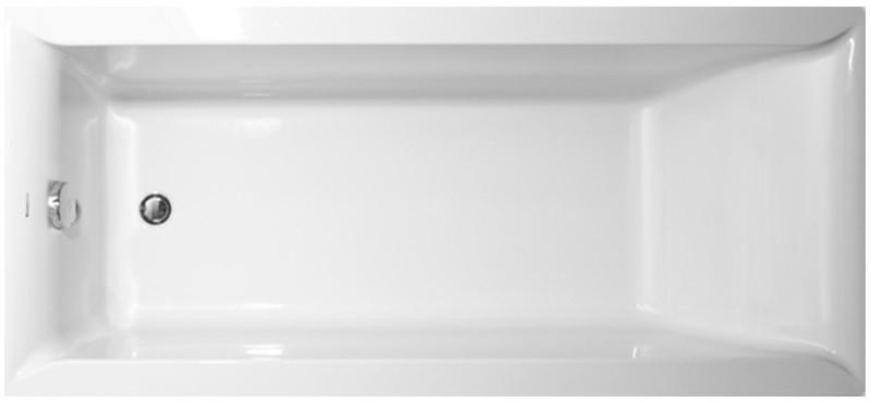 Акриловая ванна 170х75 см Vagnerplast Veronela VPBA170VEA2X-04 акриловая ванна 147х100 см r vagnerplast selena vpba141sel3pe 04