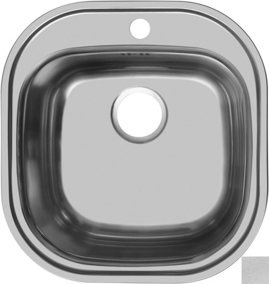 Кухонная мойка декоративная сталь Ukinox Галант GAL465.488 -GT8K 0C ukinox fal510 gt8k 0c