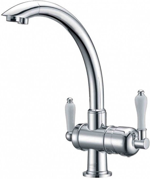 Смеситель для кухни с подключением к фильтру Zorg Sanitary ZR 327 YF