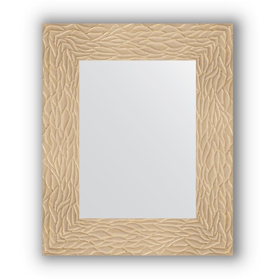 Зеркало 46х56 см золотые дюны Evoform Definite BY 3021 зеркало evoform definite floor 201х111 золотые дюны
