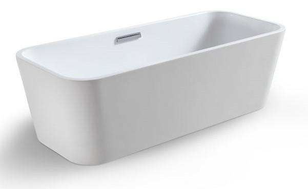 Акриловая ванна 180х75 см SSWW M702 сантехника ssww