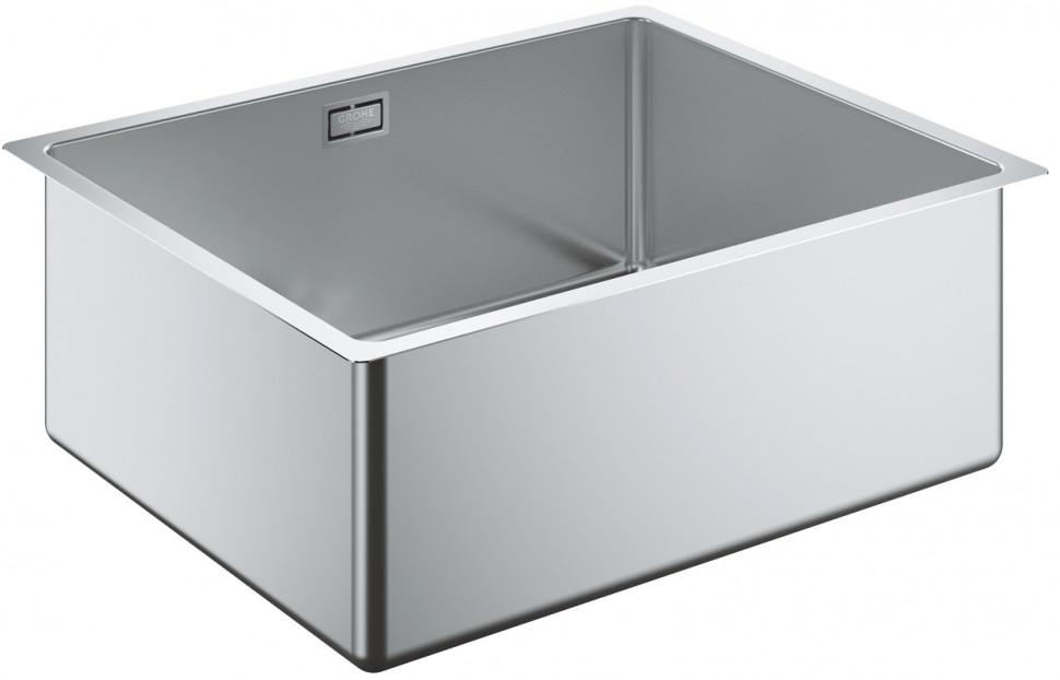 Кухонная мойка Grohe K700U нержавеющая сталь 31574SD0 мойка кухонная grohe k700u 31577sd0