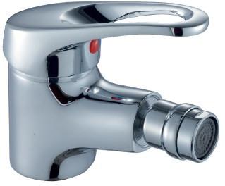 Смеситель для биде без донного клапана Rossinka B B35-51 смеситель rossinka b b35 21 для кухонной мойки
