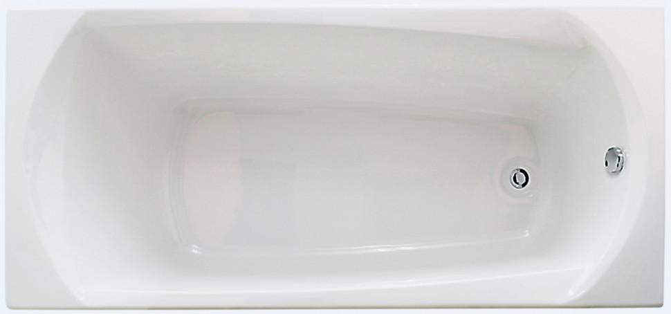 Акриловая ванна 160х70 см 1Marka Elegance 01эл1670