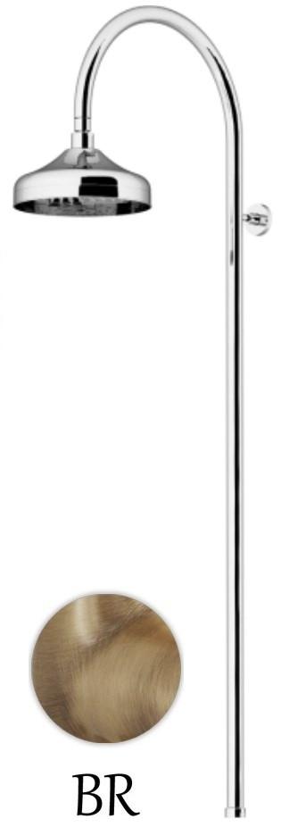 Душевая стойка Gattoni PD 4292/PDV0br душевая стойка gattoni pd 4293 pdc0cr
