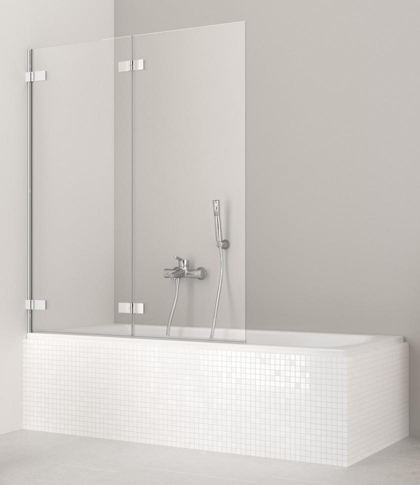 Шторка для ванны Radaway Arta PND 130 L прозрачное
