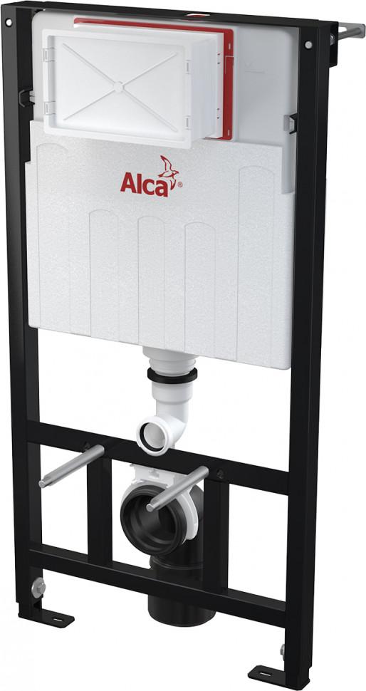 цена на Скрытая система инсталляции для сухой установки (для гипсокартона) AlcaPlast AM101/1000