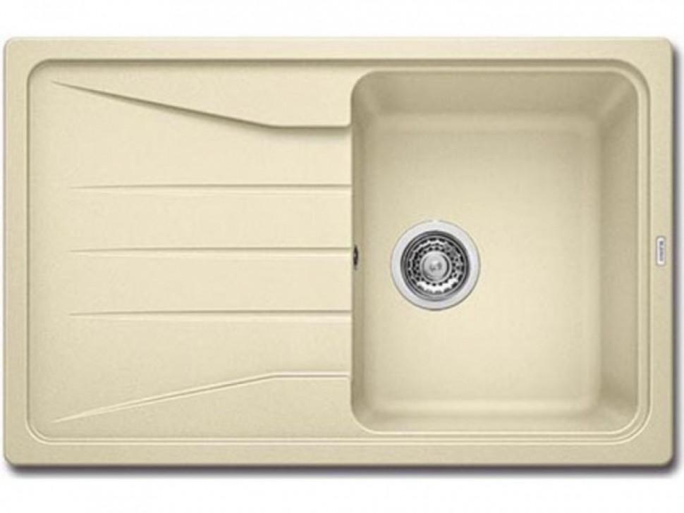 Кухонная мойка Blanco Sona 45S Шампань 519667 blanco мойка кухоннаяblanco rondoval 45s шампань
