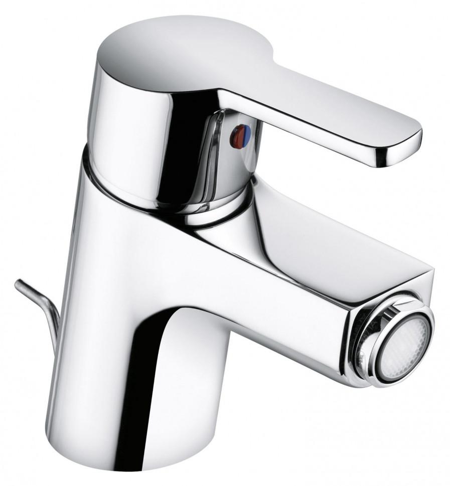 Смеситель для биде с донным клапаном Kludi Logo Neo 375330575 цена 2017