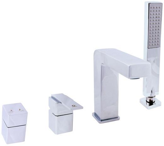 Смеситель на борт ванны Rav Slezak Loira LR565.5P смеситель для ванны rav slezak loira lr554 5 1