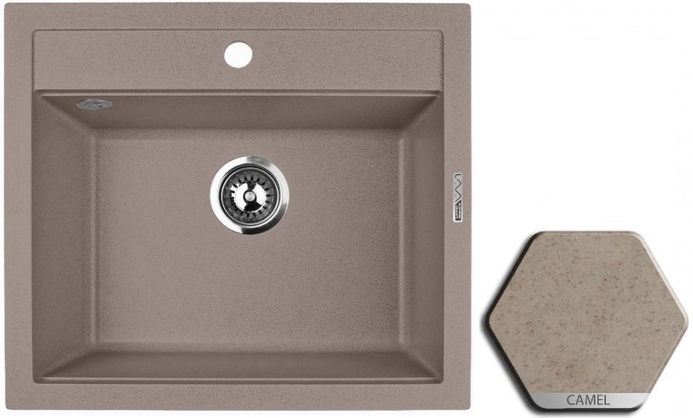 Кухонная мойка CAMEL Lava Q2.CAM lava q2 серый q2 sca