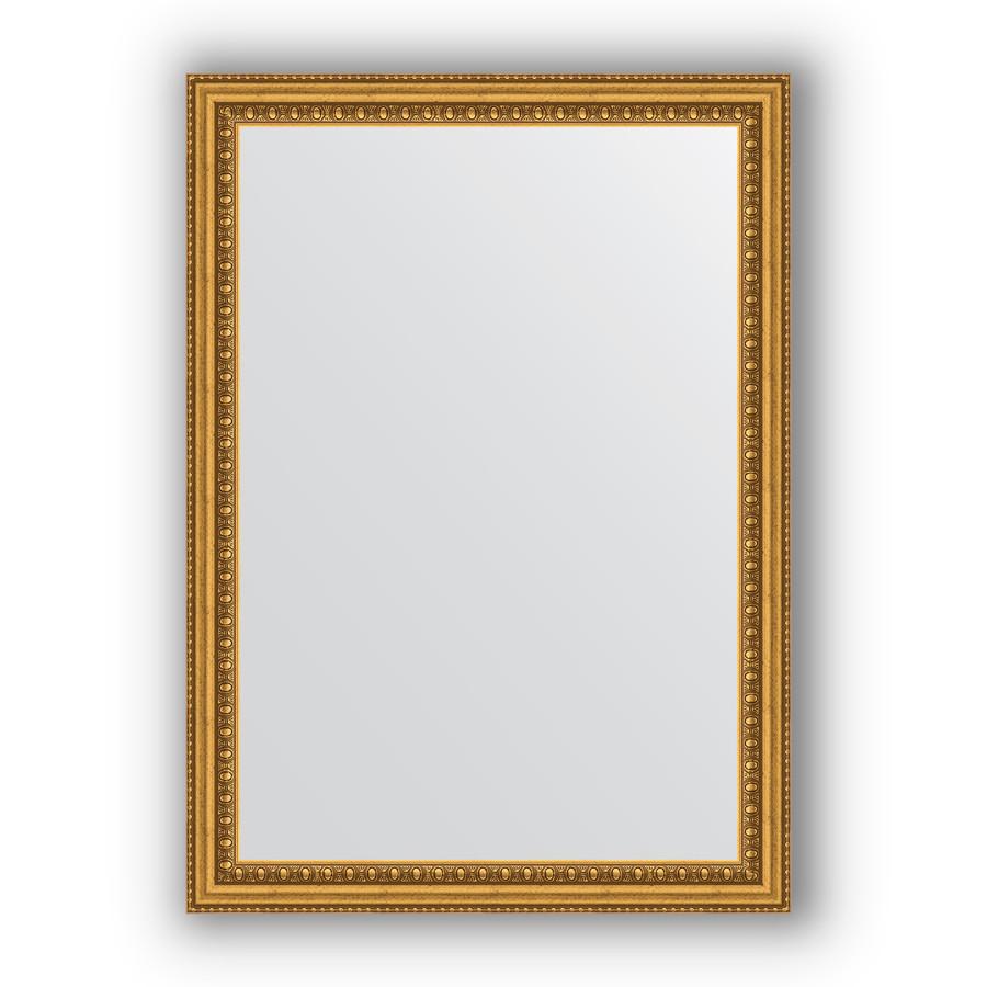 Зеркало 52х72 см бусы золотые Evoform Definite BY 0792