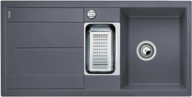 Кухонная мойка Blanco Metra 6 S-F темная скала 519118 все цены