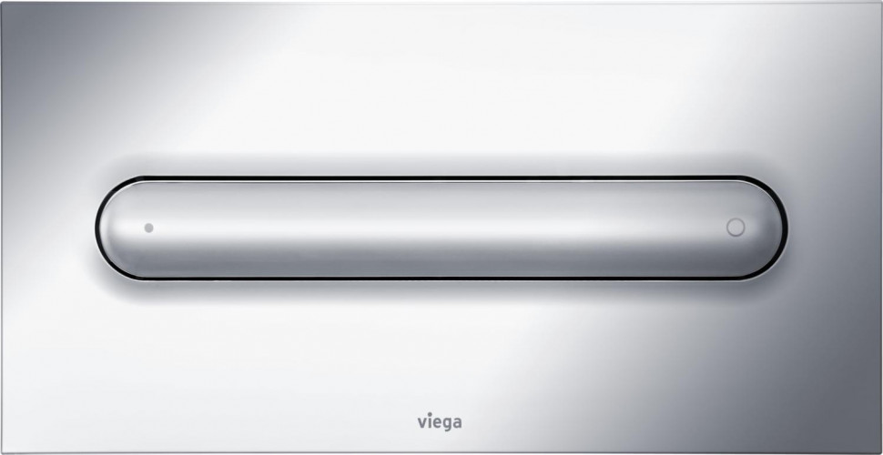 Смывная клавиша модель 8331.1 Viega Visign for Style 11 глянцевый хром 597115 смывная клавиша двухрежимная глянцевый хром vitra loop r 740 0680