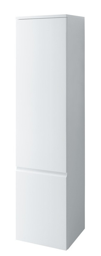 Пенал правосторонний белый матовый Laufen Pro A 4831220954631 шкаф пенал laufen pro new 35 подвесной r белый матовый