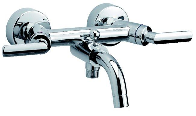 Смеситель для ванны Damixa Venus 161000000 цена 2017
