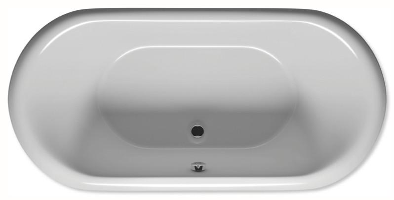 Акриловая ванна 180х86 см Riho Seth BB2200500000000 холс леденцы арбуз 33 5г 12шт