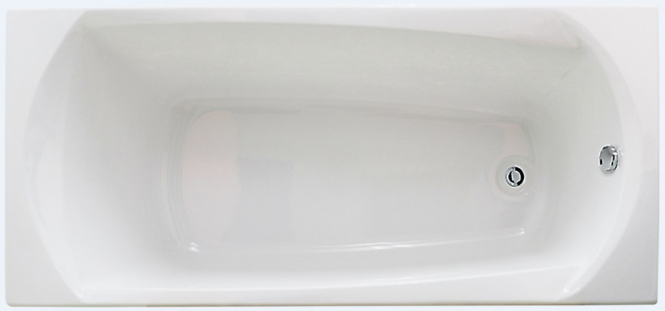 Акриловая ванна 170х70 см 1Marka Elegance 01эл1770