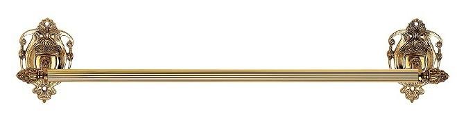 Полотенцедержатель 40 см античное золото Art&Max Impero AM-1226-Do-Ant