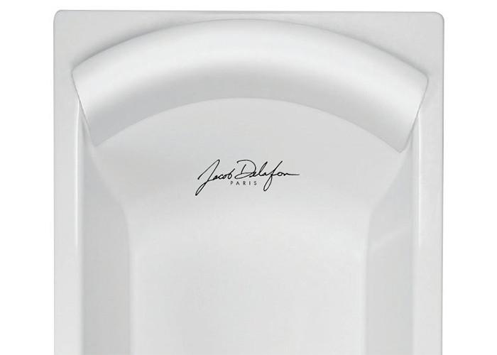 Подушка для ванны белая Jacob Delafon Biove E6710-00 фото