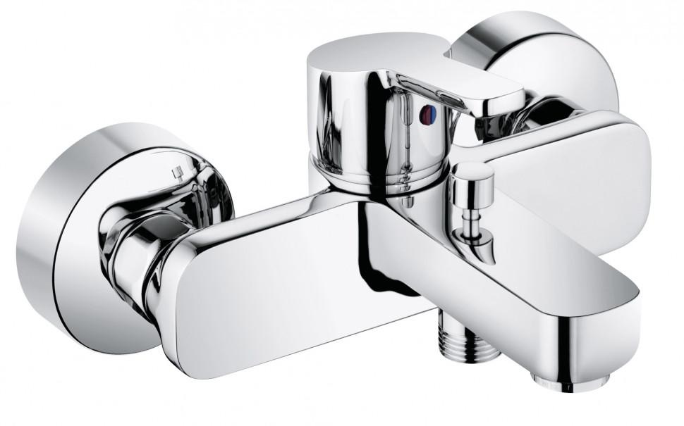 Смеситель для ванны Kludi Logo Neo 376810575 цена 2017