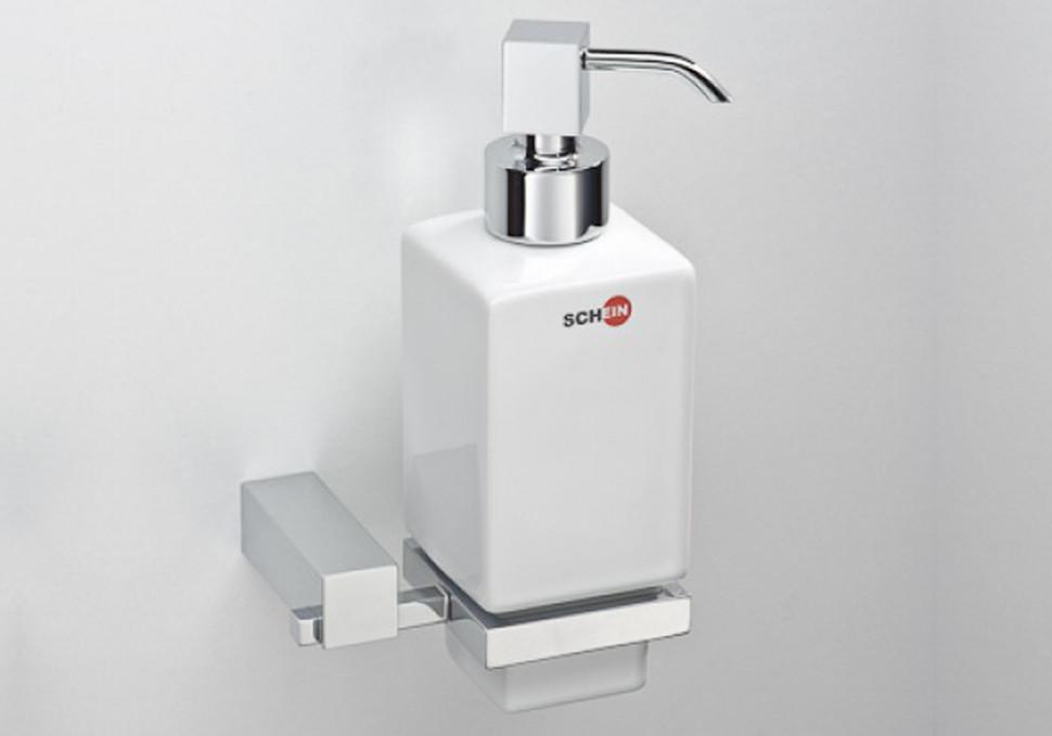 Дозатор жидкого мыла Schein Rembrandt 062DS газетница schein rembrandt 0616 h