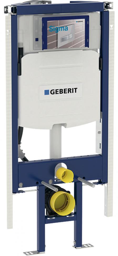 Монтажный элемент для подвесного унитаза, H112, Sigma 12 см, угловой Geberit Duofix 111.390.00.5 simply sinatra manchester