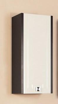 Шкаф 1-створчатый КРИТ венге левый Aquaton 1A163603KT50L зеркальный шкаф акватон крит 60 венге фасад белый 1a163202kt500