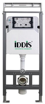 Иинсталляционная система для подвесного унитаза IDDIS Unifix UNI0000I32 инсталляция для подвесного унитаза iddis profix pro0000i32