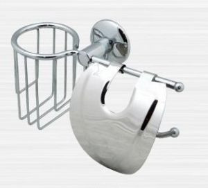 Держатель туалетной бумаги и освежителя воздуха Rainbowl Long 2230-2 держатель туалетной бумаги rainbowl long с освежителем 2230 2