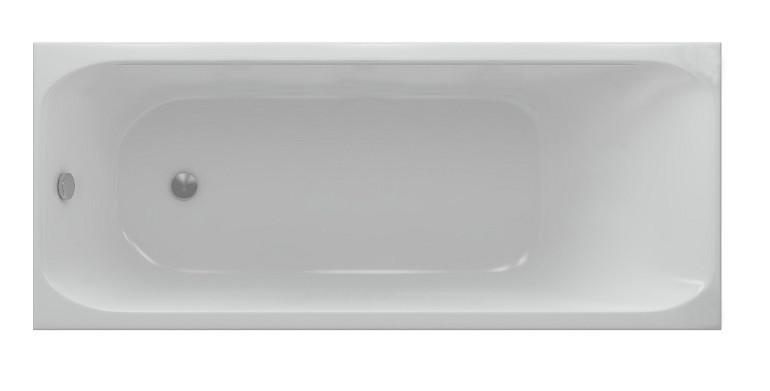 Акриловая ванна 170х70 см Акватек Альфа-170 акриловая ванна акватек мия 165x70 efva165