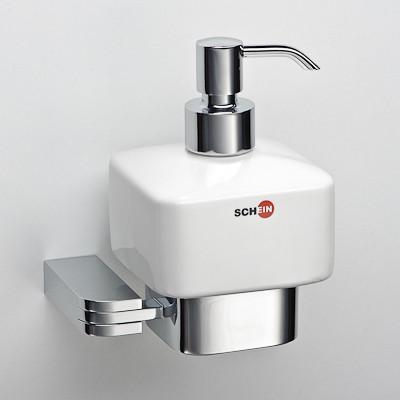 Фото - Дозатор жидкого мыла Schein Allom 222D-S мыльница schein allom 222b