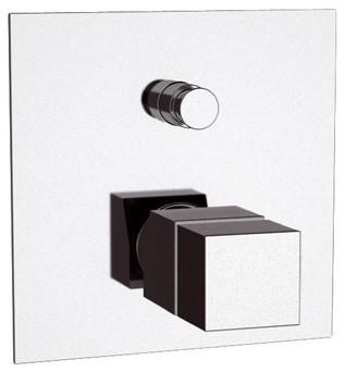 Термостат для ванны Remer Qubika QT09 термостат для душа remer thermo h31