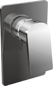Встраиваемый смеситель для душа хром, ручка хром Cezares Trend TREND-DIM-01-Cr cezares смеситель для ванны cezares trend trend dim 01 cr