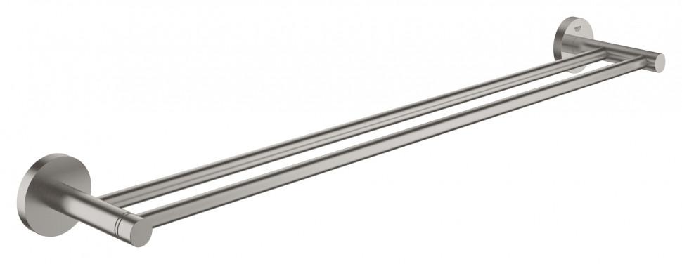 Полотенцедержатель 65,4 см Grohe Essentials 40802DC1 полотенцедержатель grohe essentials 40366001