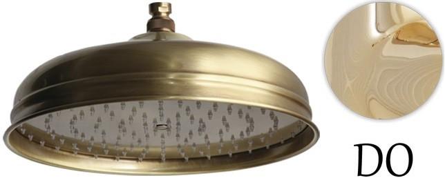 Верхний душ 200 мм Migliore Roma ML.ROM-35.620.DO верхний душ 200 мм migliore roma ml rom 35 620 br