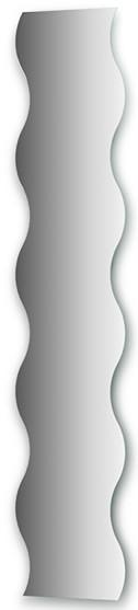 Зеркало 35х150 см Evoform Primary BY 0107 аппликатор fosta f 0107