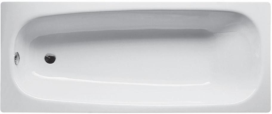 купить Стальная ванна 170х70 см Bette BetteForm 3970-000 AD,PLUS с покрытием Glase-Plus дешево