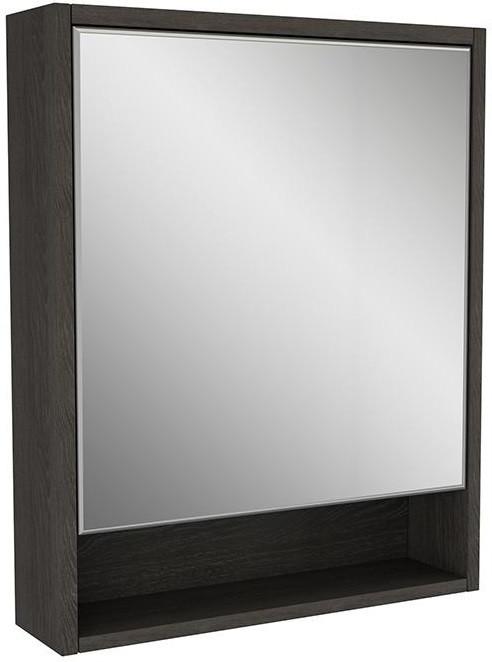 Зеркальный шкаф 55х70 см дуб кантенбери Alvaro Banos Toledo 8409.5022 душевой уголок alvaro banos toledo toledo s90 10 cromo