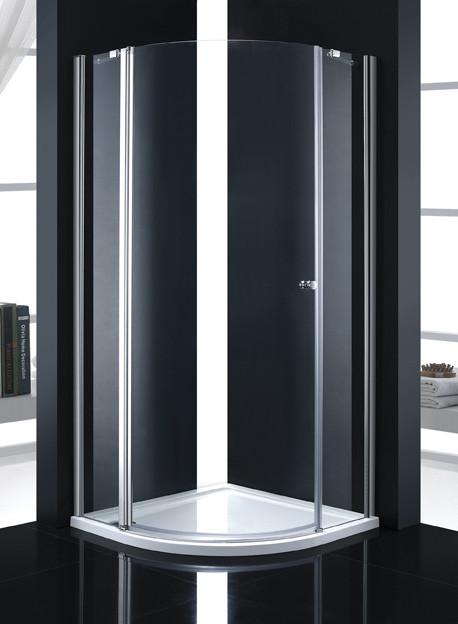 Душевой уголок Cezares Elena 90x90 см прозрачное стекло ELENA-W-R-11-90-C-Cr-L
