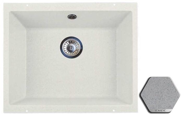 цены на Кухонная мойка SCANDIC Lava U1.SCA