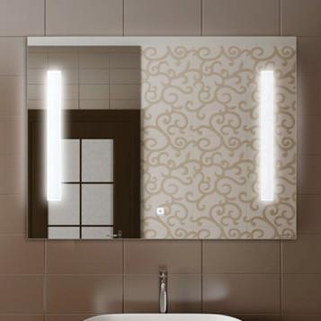 Зеркало 85х65 см Comforty Жасмин 00004140520 comforty т 8080