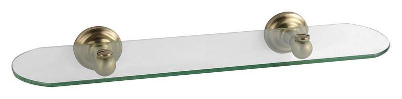 Полка стеклянная 52 см Fixsen Retro FX-83803 fixsen retro fx 83803