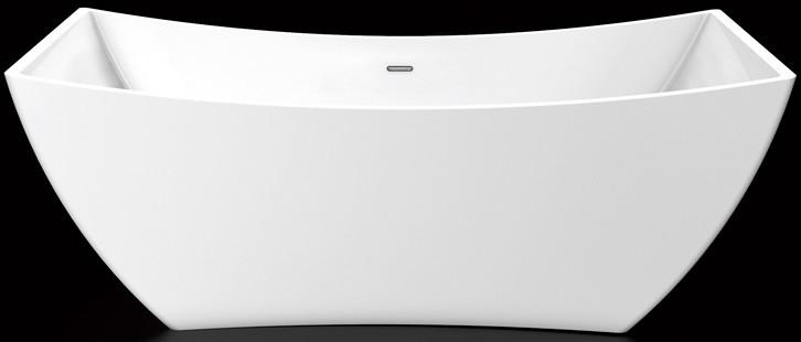 Акриловая ванна 178х75 см Lagard Issa White Star lgd-issa-ws