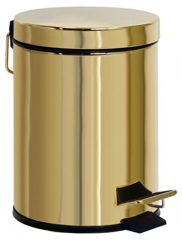 Ведро золото 24 карат, металл Cezares Olimp OLIMP-BSC-03/24 аксессуары для пылесоса sanyo bsc wd80 bsc wd90 bsc wd95
