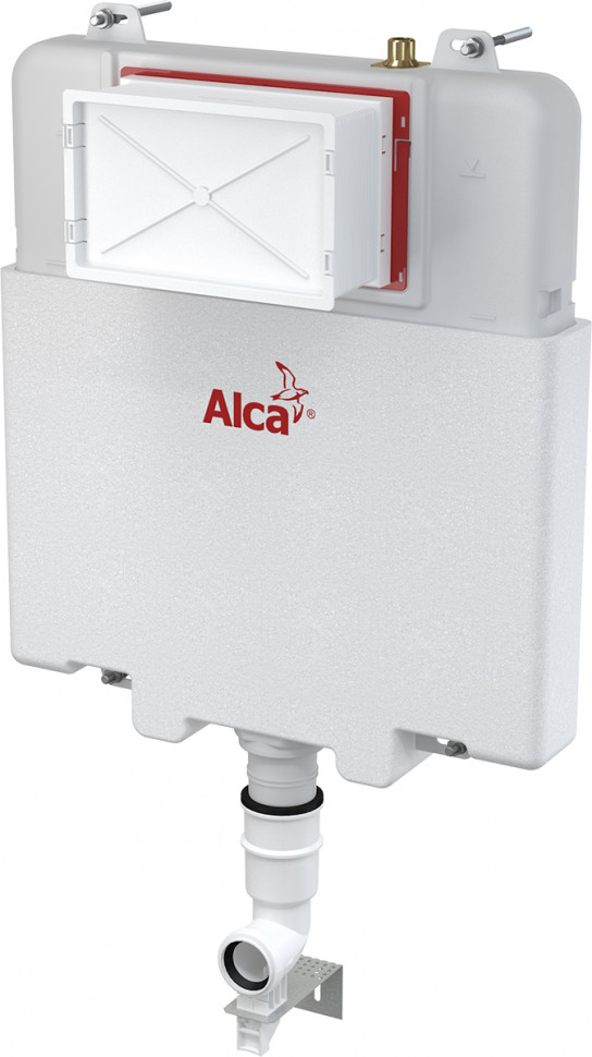 Бачок для замуровывания в стену AlcaPlast AM1112 цены